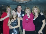 Kelly Trevorrow, Joe Daly & his wife, Tami Egbert, Cheryl Conklin