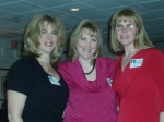 Cheryl Conklin, Tami Egbert, Kelly Trevorrow